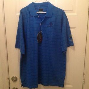 Greg Norman Golf polo shirt size XL
